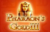 Золото Фараона III в Вулкан казино