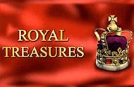 Королевские Сокровища в казино онлайн