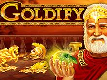 Игровой автомат Goldify