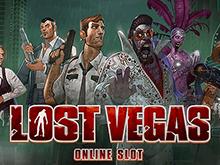 Игровой автомат Lost Vegas