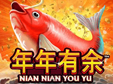 Игровой автомат Nian Nian You Yu